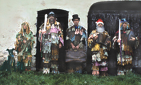 The Mummers all.